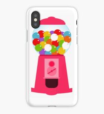 colorful candy dispenser iPhone Case