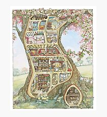 Brambly Hedge by Jill Barklem Photographic Print