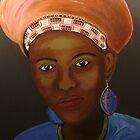Zulu Lady by pilanehimself
