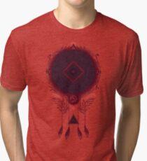 Cosmic Dreaming Tri-blend T-Shirt