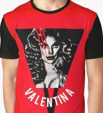 Valentina Graphic T-Shirt