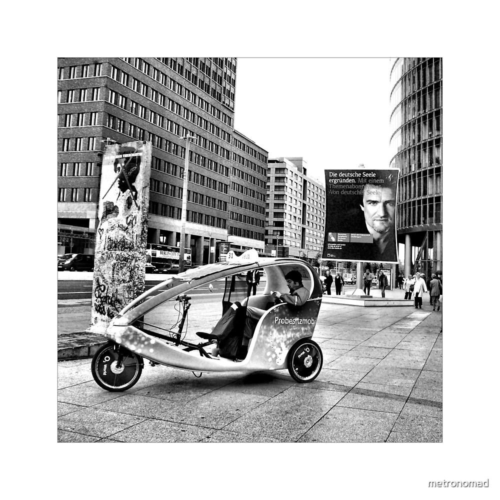 Probesitzmobil by metronomad