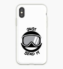 JUST SEND IT iPhone Case