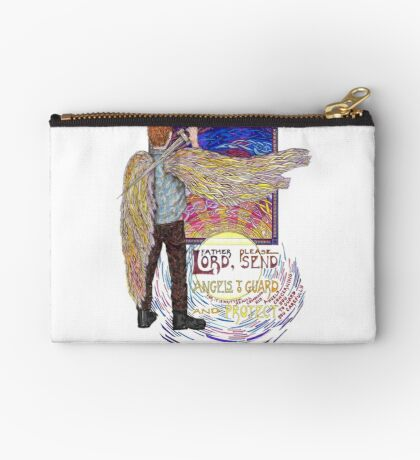Your Angel Studio Pouch