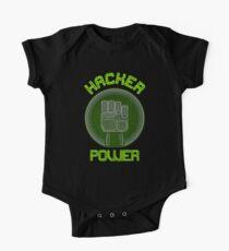 Hacker Power One Piece - Short Sleeve
