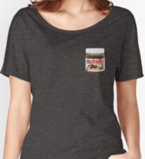 Treasured Nutella Women's Relaxed Fit T-Shirt
