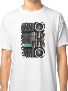 Boombox Ghetto Blaster J1 Super Jumbo Classic T-Shirt