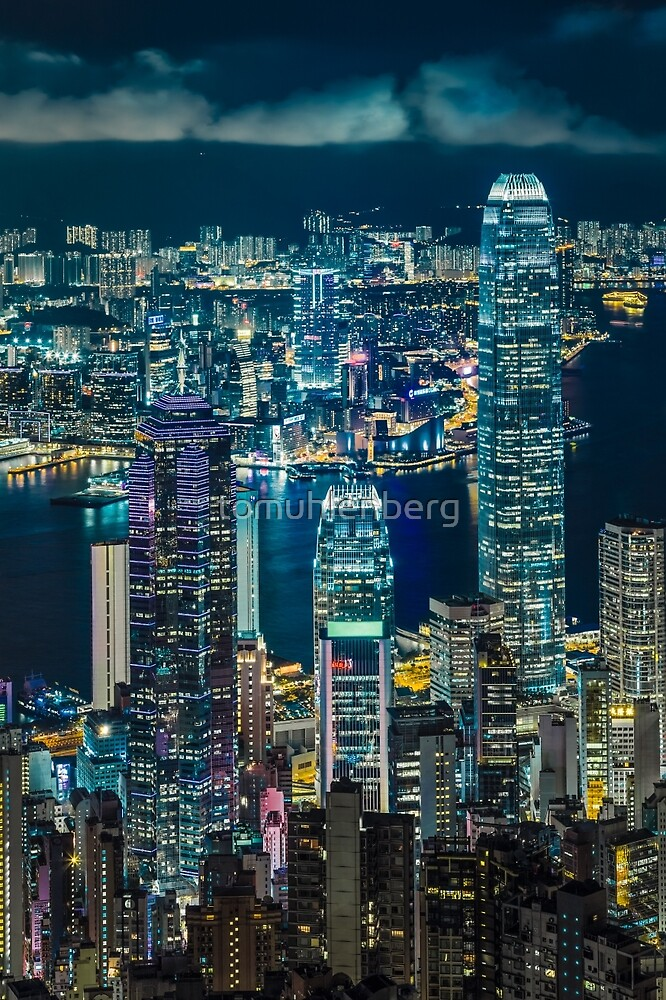 HONG KONG 07 by tomuhlenberg