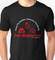 Bubblettes Black Unisex T-Shirt