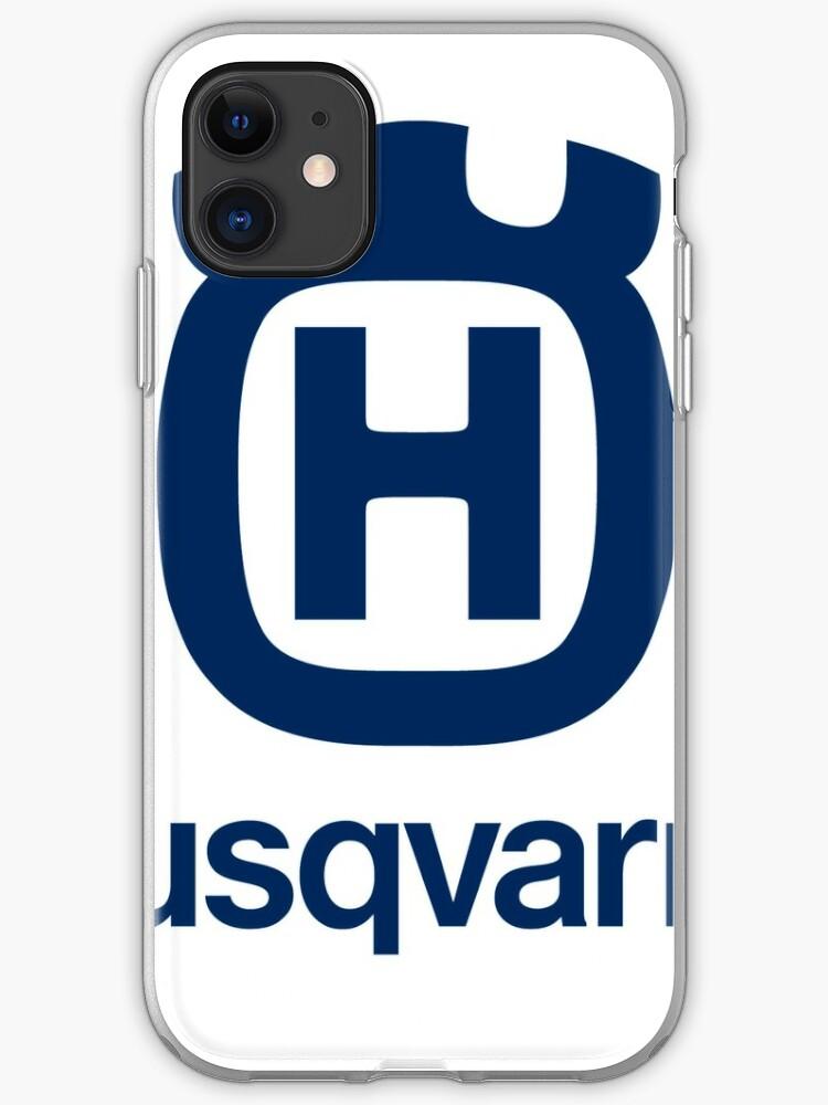 coque iphone 7 husqvarna