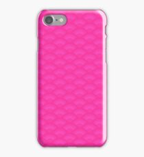 Flashy pink iPhone Case/Skin
