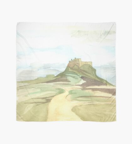 Lindisfarne Castle Scarf