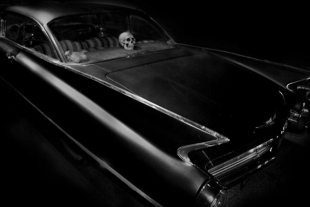 Skull Ride by Michael J. Putman