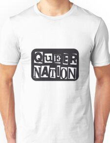 queer nation Unisex T-Shirt