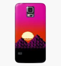 Funda/vinilo para Samsung Galaxy Rygar [NES] - Montaña Sueru ☼