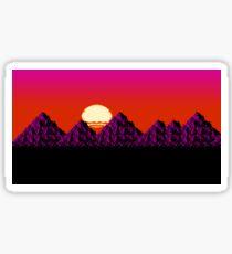 Rygar [NES] - Sueru Mountain Sticker