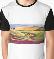 The Sussex Coast Graphic T-Shirt