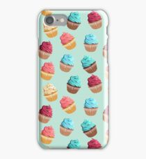 Cup Cakes Party iPhone Case/Skin
