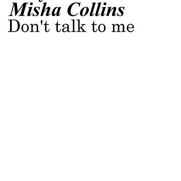 Misha Collins by carravase