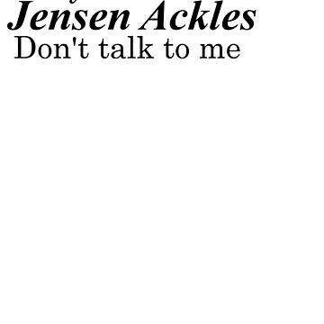 Jensen Ackles by carravase