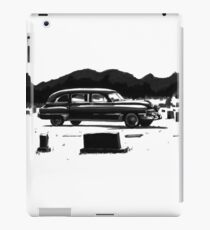 49 Cadillac Hearse iPad Case/Skin