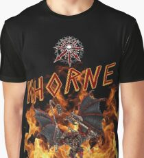 Khorne - Slayer Style Graphic T-Shirt