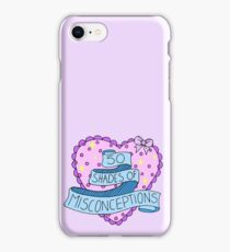 50 Shades of Misconceptions  iPhone Case/Skin