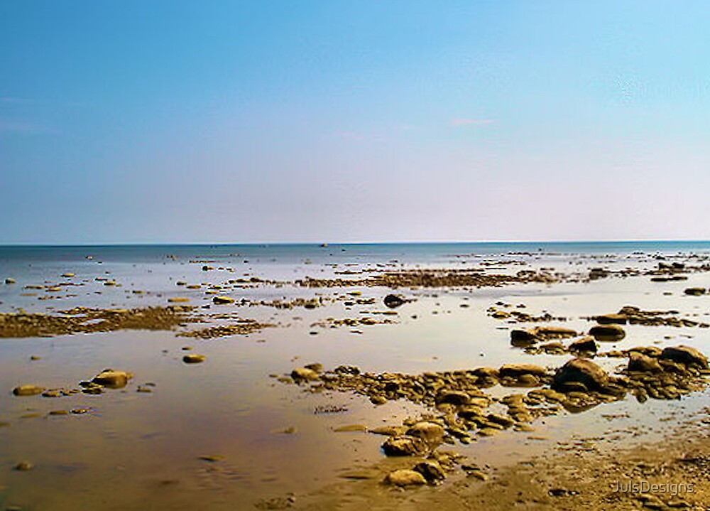 White Rock Beach  by JulsDesigns