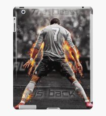 cristiano ronaldo best wallpaper iPad Case/Skin