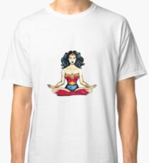 Camiseta clásica Zen Hero