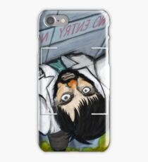 Doug Rattmann iPhone Case/Skin