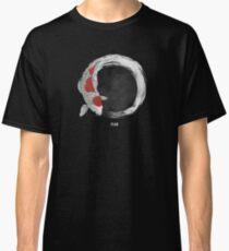 Koi Fisch weiß Classic T-Shirt