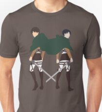 Eren and Levi Unisex T-Shirt
