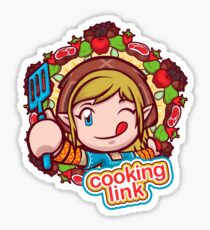 Cooking Link Sticker
