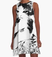 Little Kitten A-Line Dress