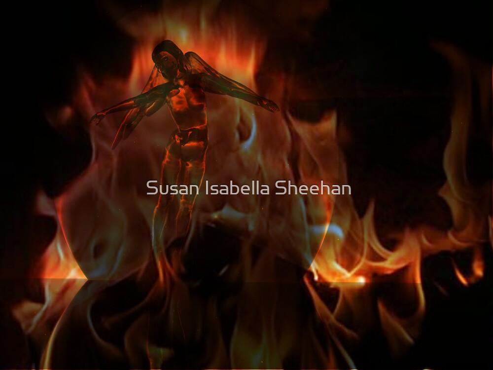 Ever Upward by Susan Isabella  Sheehan