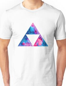 Galaxy Triforce Unisex T-Shirt