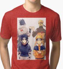 Naruto Bromance Tri-blend T-Shirt
