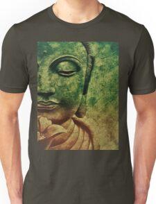 Buddha Head 2 Unisex T-Shirt