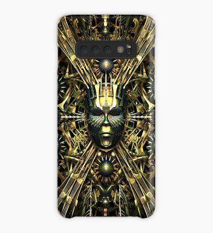 Steampunk Queen Phone Cases Case/Skin for Samsung Galaxy