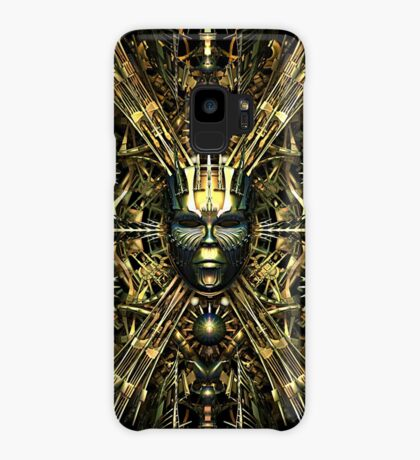 Steampunk Queen Phone Cases Case/Skin for Samsung Galaxy