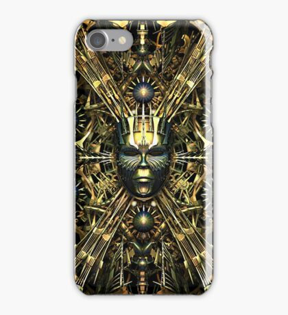 Steampunk Queen Phone Cases iPhone Case/Skin