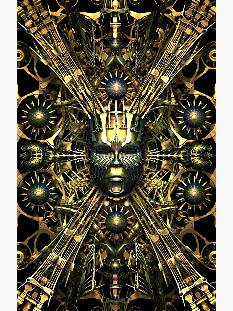 Steampunk Queen Phone Cases by SC001