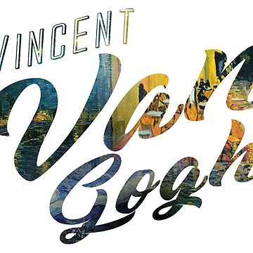 Vincent Van Gogh by victorkyoku