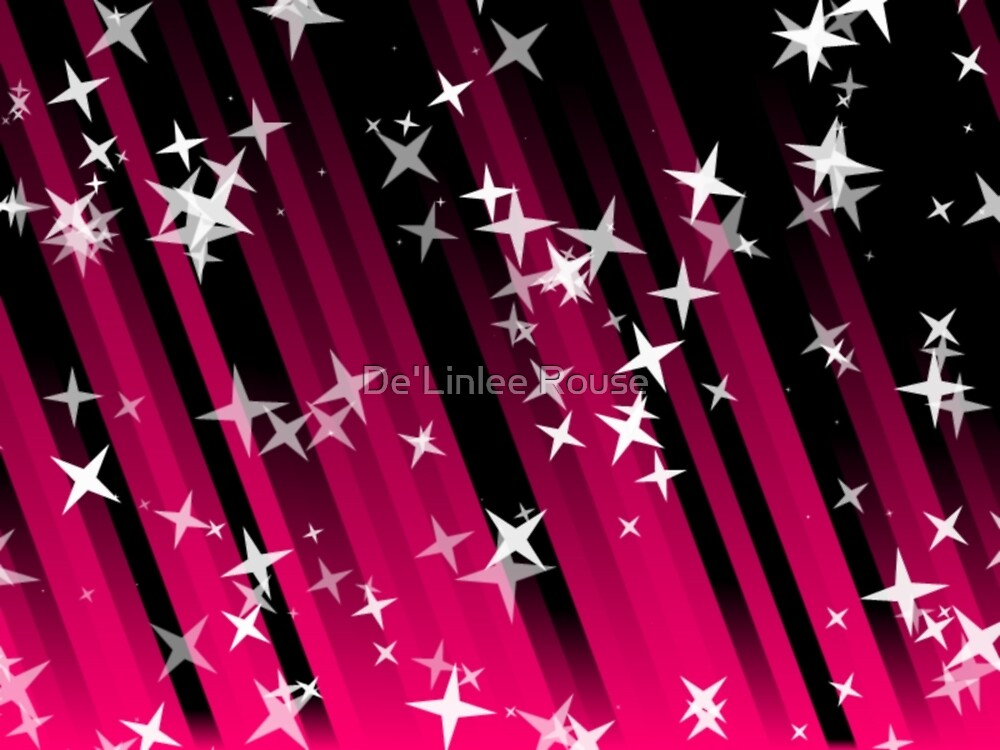 P&B Stars by De'Linlee Rouse