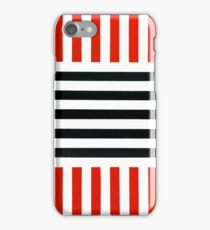 Vibrating Lines iPhone Case/Skin