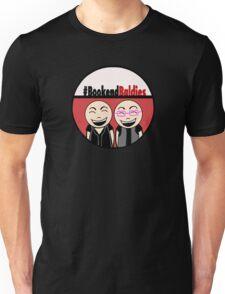 #BookendBaldies Unisex T-Shirt