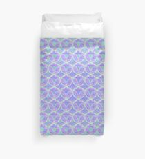 sweet donuts pattern Duvet Cover