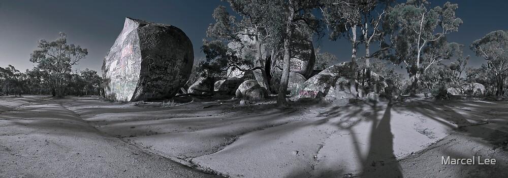 Sisters Rocks by Marcel Lee