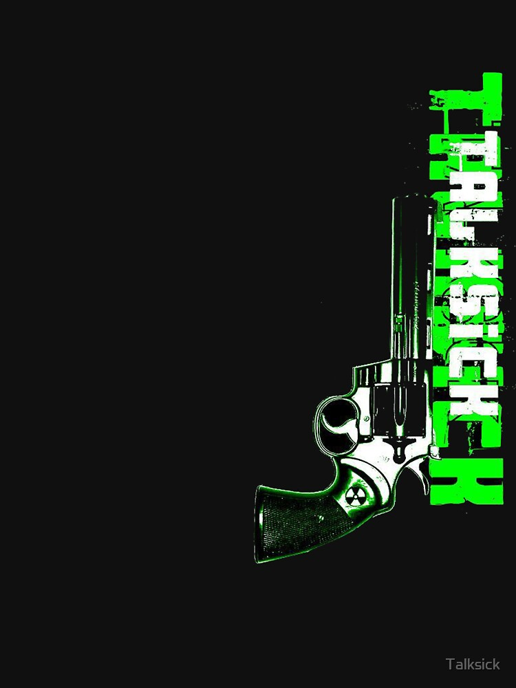 Pistol Grip by Talksick